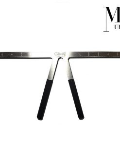 Stainless Steel Microblading Ruler - SPMU Guide - Professional Microblade Tool