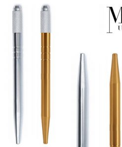 Microblading Manual Tool Microblade Holder - Silver / Gold - Make Up Tattoo Pen