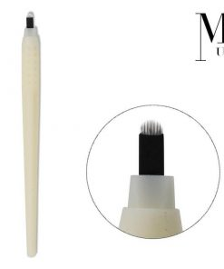 Microblading Manual Disposable Pen - SPMU Ergonomic Tool - Permanent Make up