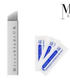 Microblades - Premium Blades for SPMU Microblading Needles Flexible CF / U