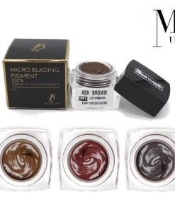 Microblading Pigment - Semi Permanent Make Up Ink Biomaser Tattoo Eyebrow PMU