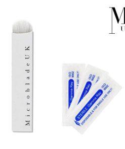 Microblades - Premium Blades for SPMU Microblading Needles Flexible CF / U