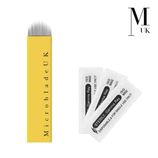 Microblades - Premium Blades Microblading Needles - Flex Fine Micro 0.20