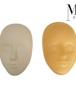 3d head silica face plastic