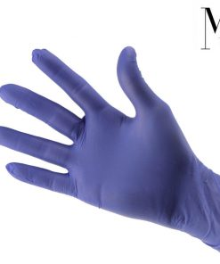 Blue gloves all sizes