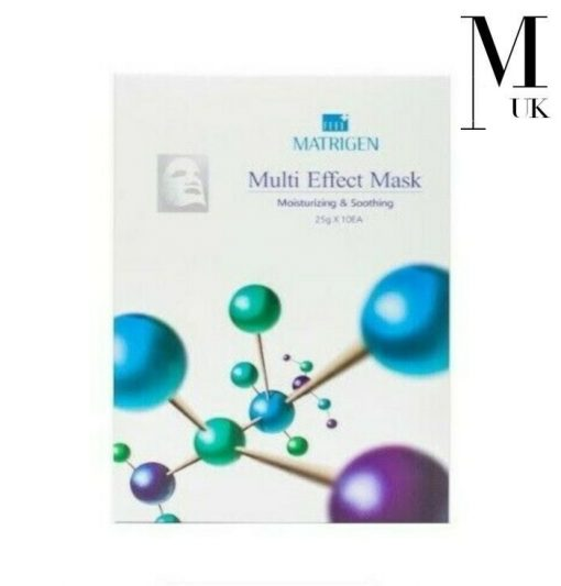 Matrigen face mask, bb glow, meso and beauty uses