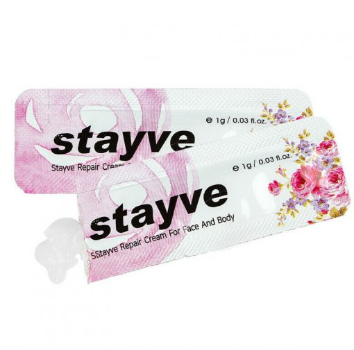 Stayve aftercare repair cream for laser, tattoo & microblade