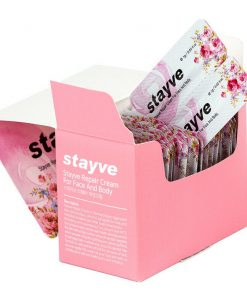 Stayve Aftercare sachet box Healing cream