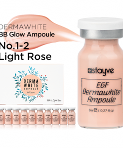 BB Glow No1.2 Light Rose Dermawhite ampoule